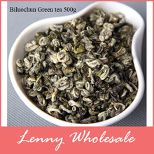 500g Spring biluochun green tea  Premium spring new tea green the green tea for weight loss health care products