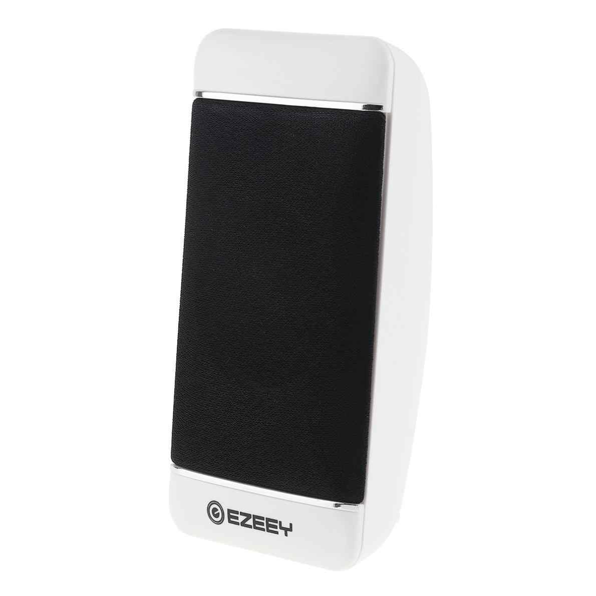 Ezeey S4 Mini Usb 5V Subwoofer Notebook Speaker 3.5 Mm Audio Stereo Surround Sound Komputer Loudspeaker untuk Desktop Laptop telepon