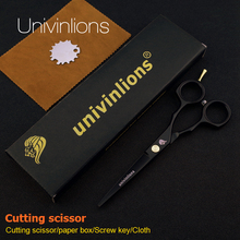 5.5″ sale black japan hair scissors teflon shears cheap hairdressing scissors barber thinning scissors hairdresser razor haircut