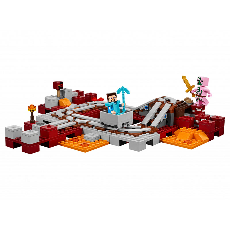 Pogo Lepin Decool Bela Building Blocks Bricks Action Figures Toys Minecrafted My World For Children Zombies Compatible Legoe