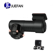 Infrared night vision ultra high definition 2160P driving recorder car 360 panoramic parking monitoring