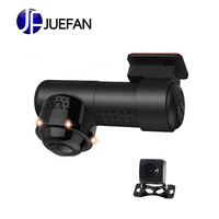 Infrared night vision ultra high definition 2160P driving recorder car recorder 360 panoramic parking monitoring
