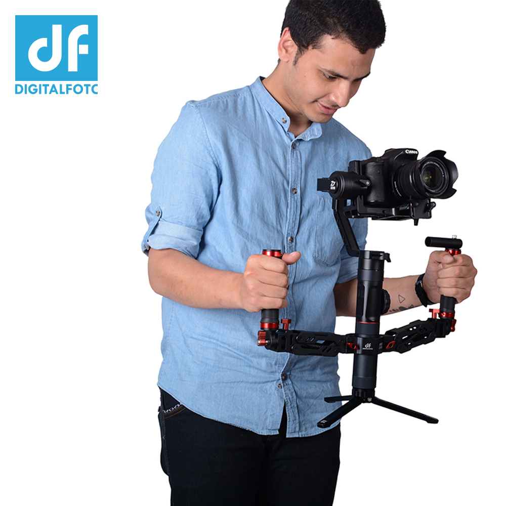5kg Bear Ares Gimbal Handheld Grip Detachable Spring Dual Handle for  Crane 2 Crane Plus DJI RONIN S AK2000 AK4000 Moza Air 25kg Bear Ares Gimbal Handheld Grip Detachable Spring Dual Handle for  Crane 2 Crane Plus DJI RONIN S AK2000 AK4000 Moza Air 2