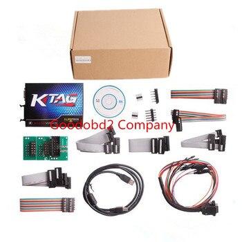 цена на KTAG K-TAG ECU Programming Tool KTAG KESS V2 100% J-Tag Compatible Auto ECU Prog Tool Master Version V1.89 and V2.06 2 in 1