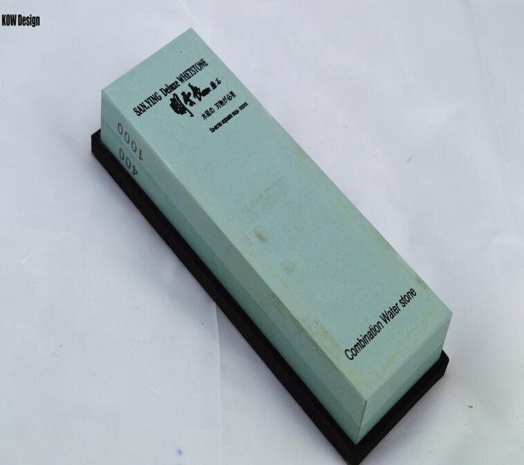 Sanying Grana di alta qualità 400/1000 per affilare i coltelli da - Utensili abrasivi - Fotografia 1