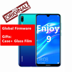 Global Rom Huawei Enjoy 9 Phone 6.26 Fullview 4000mAh Fast Face Unlock Snapdragon 450 Octa Core Android 8.1 13MP AI Cameras