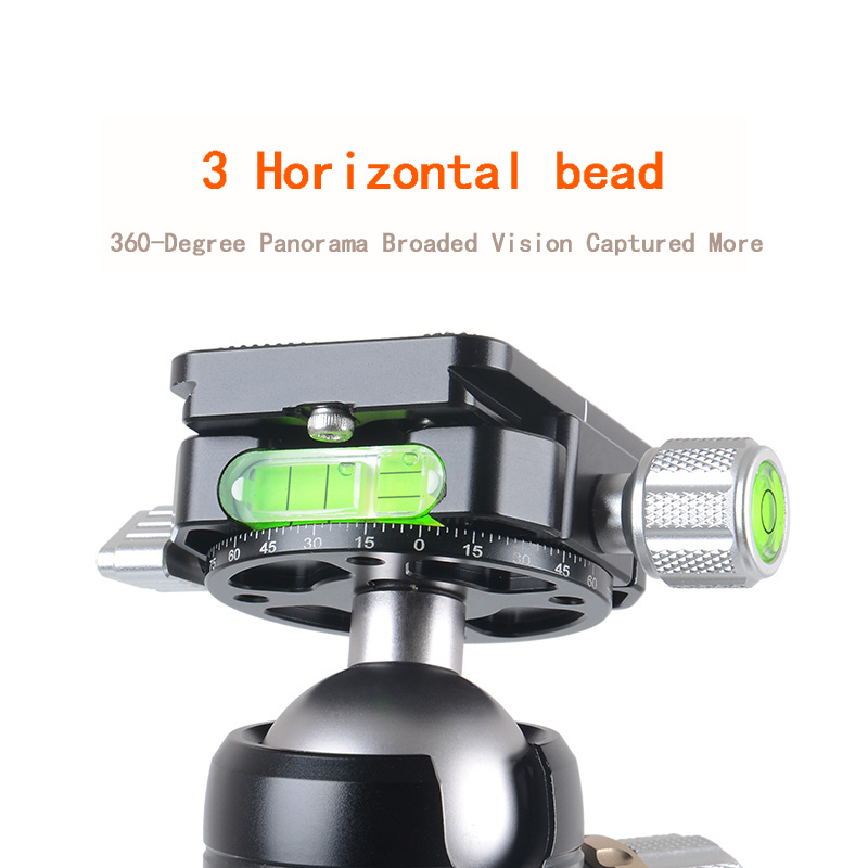 купить Matton Q36 Aluminum Tripod Ball Head Ballhead Quick Release Plate For Manfrotto Gitzo RRS ARCA-SWISS KIRK Wimberley Benro по цене 5375.2 рублей