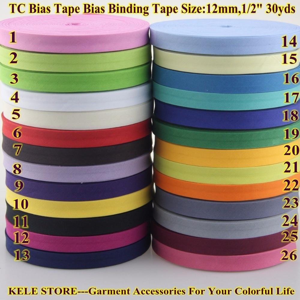 Aliexpress.com : Buy Free Shipping TC Bias Binding Tape