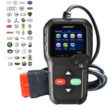 OBD2 Scanner Profession OBDII Auto Diagnostic Code Reader KW680 OBD2 & EOBD In Russian Gas Diesel Analyzer Automotive Scan TooLs kw850 obd2 scanner obd ii codes reader vehicle engine diagnostic obd2 eobd scan tool for all obdii