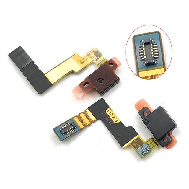 10pcs/lot New Mic Microphone Board Flex Cable  For Sony Xperia Z5 E6683 E6653 E6633 Z5