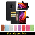 For Xiaomi Mi Mix Case Cover Wallet Flip PU Leather Case For Xiaomi Mi Mix Cover Phone Bag Case With Stand Card Holder