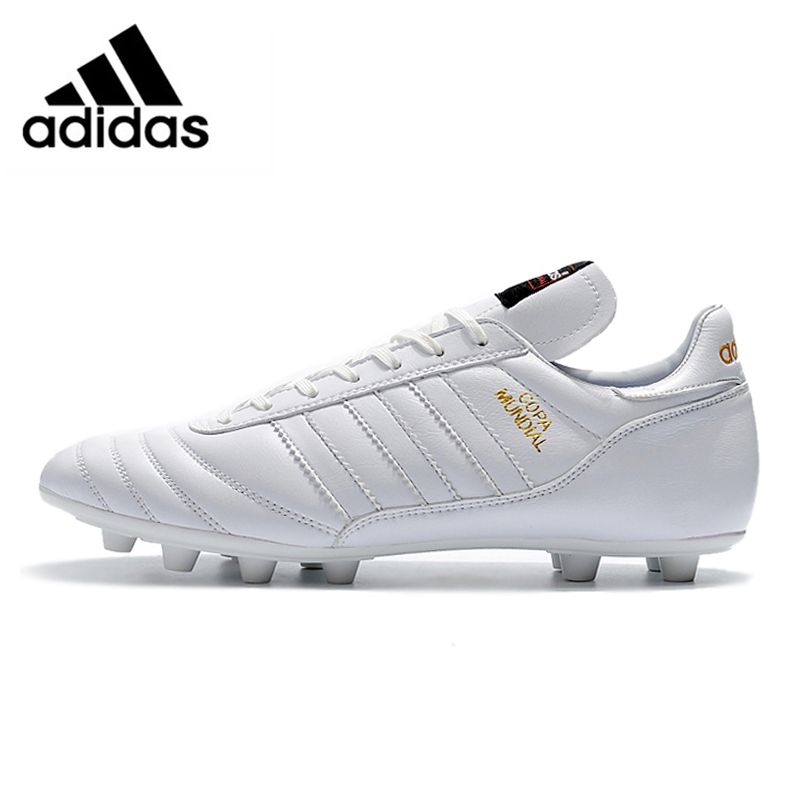 44c907f6ff70 Aliexpress.com   Buy Adidas All White Kappa Adidas Copa Mundial FG White  for Man 40 44 from Reliable Soccer Shoes suppliers on nasport Store