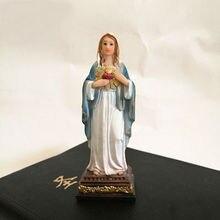 Священное Сердце Девы Марии, Девы Марии, статуя Mother of God католический Будды