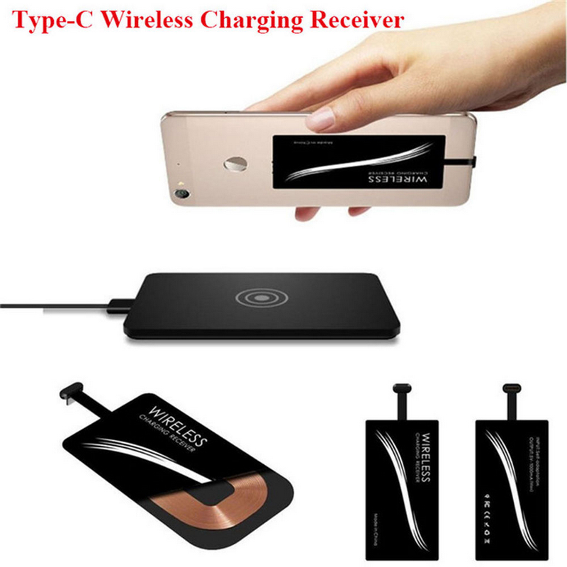 Wireless-Charger Cell-Phone Qi Xiaomi Type-C Huawei 1 USB HTC For P9/p9-Plus G5/G6 4c/4s/5/Htc