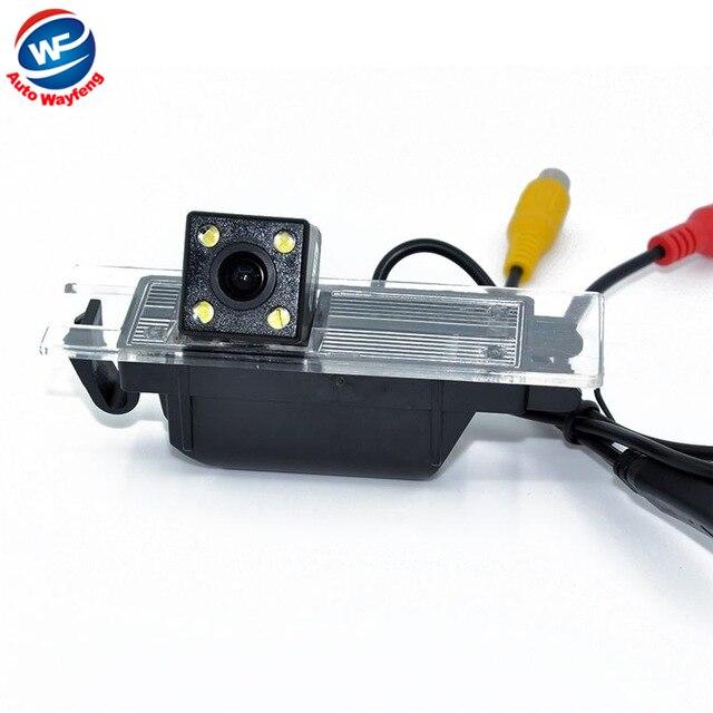 4 LED Special Car Rear View Camera Reverse For OPEL Vectra Astra Zafira Insignia Haydo M1