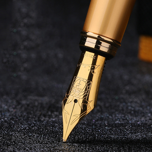 Image 5 - Yüksek kaliteli Picasso Iraurita dolma kalem mürekkep kalem tam metal lüks imza kalemler dolma kalem Caneta tinteiro kırtasiye 1041