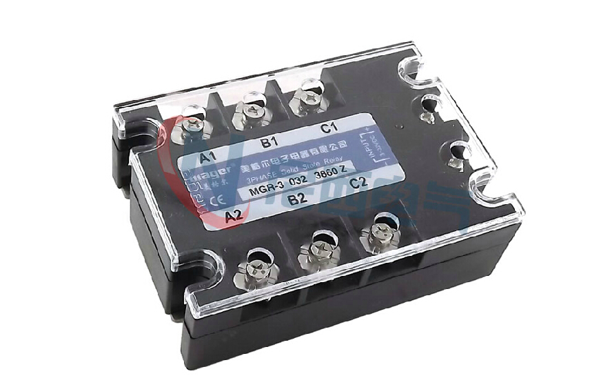 mager Three-phase solid state relay DC control AC MRSSR-3 MGR-3 032 3860Z 60A mager genuine new original ssr 80dd single phase solid state relay 24v dc controlled dc 80a mgr 1 dd220d80
