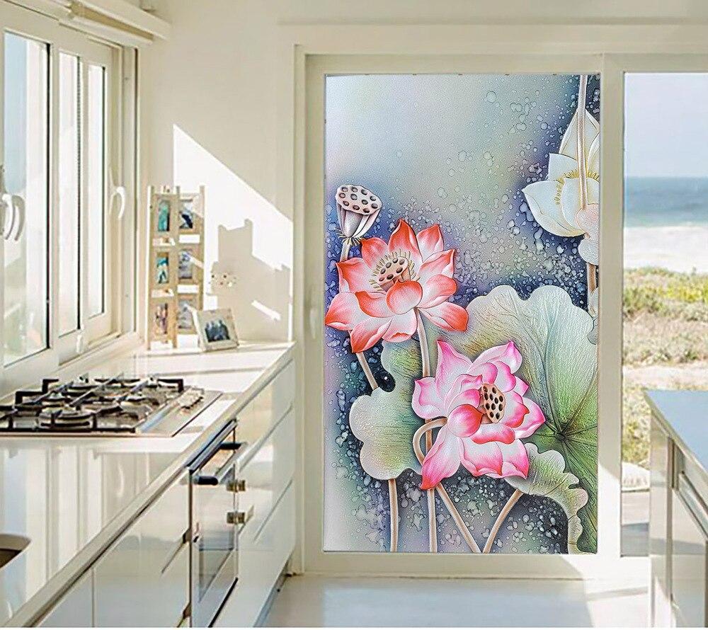 Window Wardrobe: Privacy Stickers On The Window Wardrobe Sliding Door