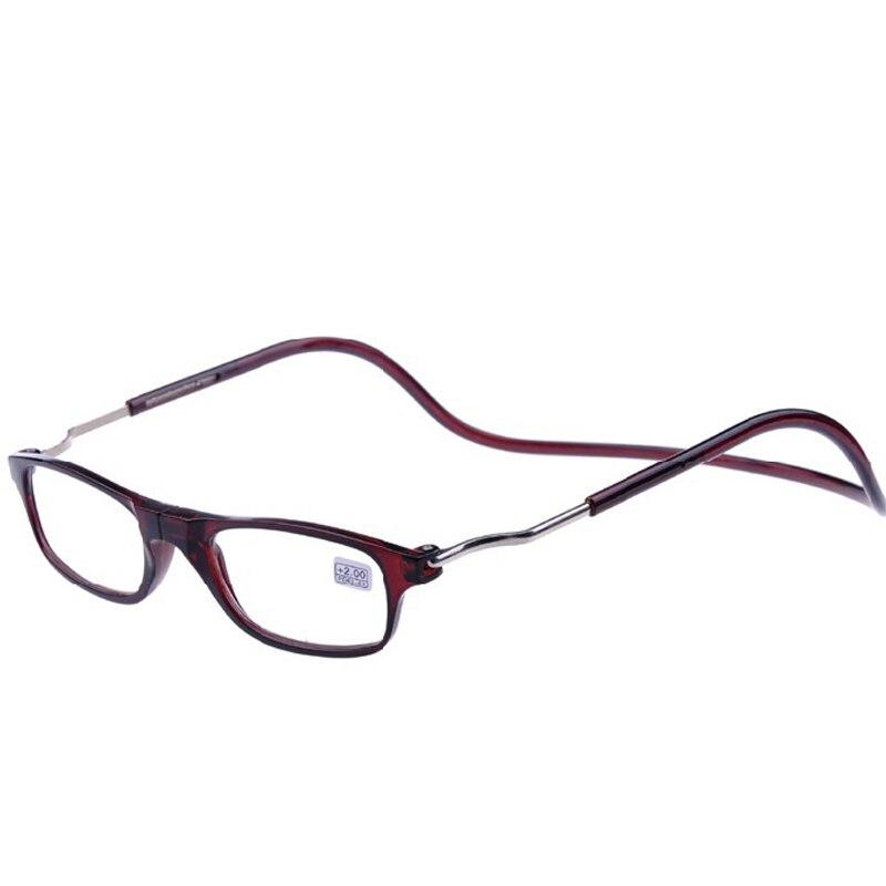 magnetic reading glasses multi color folding