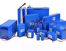 Синяя ПВХ термоусадочная трубка 0,1 мм толщина 29,8-580 мм плоский черный 18650 литиевый аккумулятор пластиковый огнестойкий