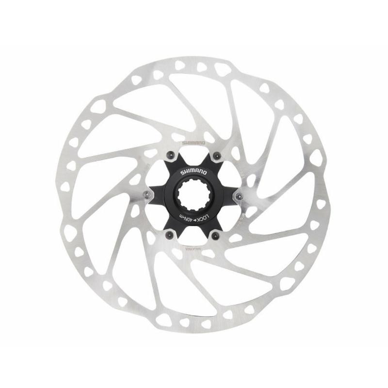 Shimano SM-RT64 Center Lock brake rotor for Deore 160//180//203mm