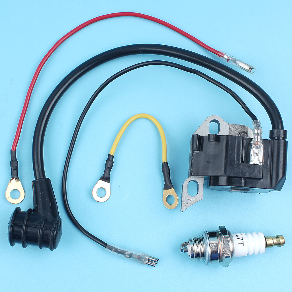 Ignition Coil Module & Spark Plug For Stihl MS250 MS230 MS210 021 ...