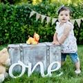 Один первый день рождения реквизит для фотографий деревянные буквы первый день рождения один реквизит для фото один