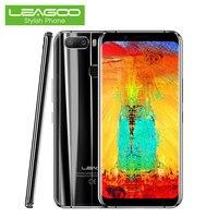 Leagoo S8 Smartphone Pro 5.99 ''מסך 6 GB RAM 64 GB אנדרואיד 7.0 אוקטה Core 13MP 4 סלולרי סמארטפון 4 גרם מצלמות טביעות אצבע טלפונים