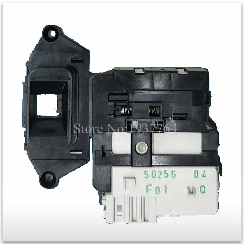 1pcs for washing machine electronic door lock delay switch WD-C12345D A12345D T12245D 4 insert original for siemens washing machine electronic door lock delay switch ws12m4680w xqg80 12s360 wm12s3600w