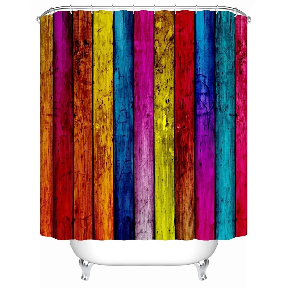 2016 bathroom curtain stylish waterproof fabric shower curtain acceptable personalized custom practical bathroom products y - Magenta Bathroom 2016