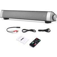 Portable Column Bluetooth Speaker Receiver Parlantes Blutooth 3D Surround Subwoofer HIFI Soundbar Boombox for Phone PC