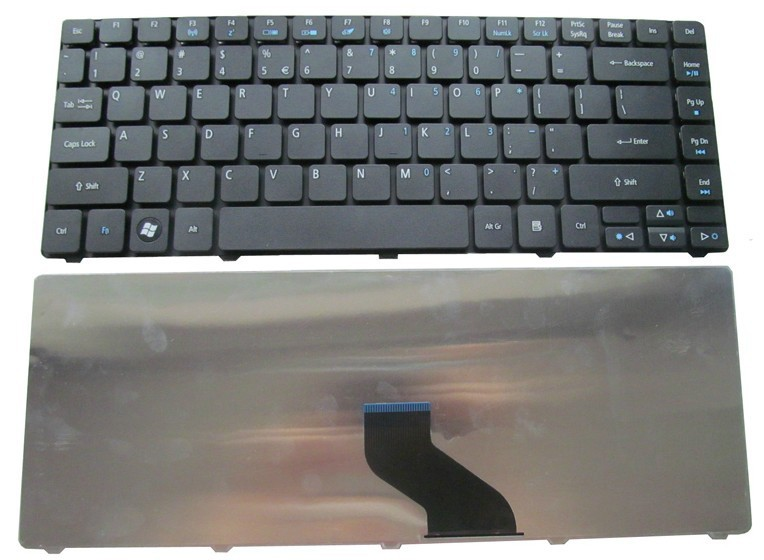 SSEA Laptop New US Keyboard for <font><b>Acer</b></font> aspire 4235 4240 4535G 4540 <font><b>4736</b></font> 4740G image