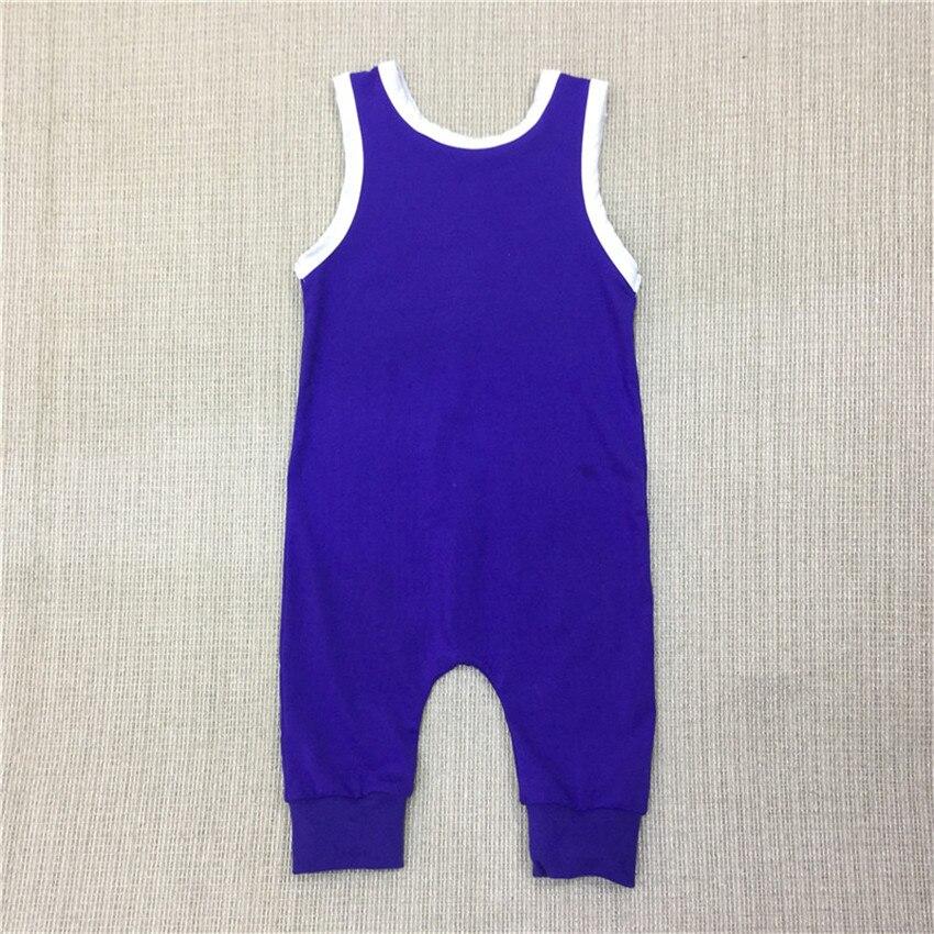 2019 New Baby Boys Mamelucos Boy Cotton Harem Monos Toddler Summer - Ropa de bebé - foto 2