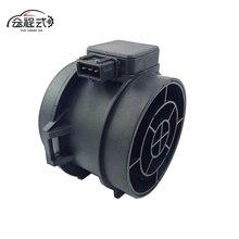 Mass Air Flow MAF Meter Sensor For BMW E46 E39 E53 330i 530i X5 Z3 3.0L M54 13621438871 5WK96132 цена