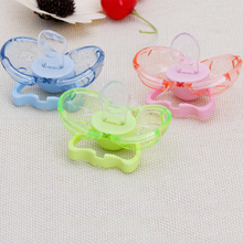 2017   Preety Infant Baby Safety Pacifier Silicone Soother Newborn Orthodontic Nipples  APR10_30