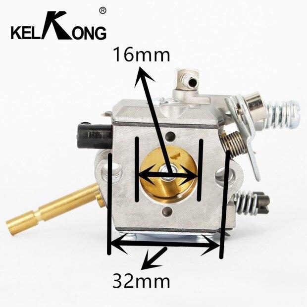 Carburetor Fits STL FS160 FS220 FS280 FR220 Trimmer Weedeater Brush Cutter