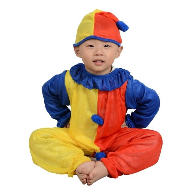 Online Shop Boys Girls Clown Costume Halloween Costume For Kids Costume Cosplay Clown Clothing Children Role Play Performance Costume | Aliexpress Mobile  sc 1 st  Aliexpress & Online Shop Boys Girls Clown Costume Halloween Costume For Kids ...