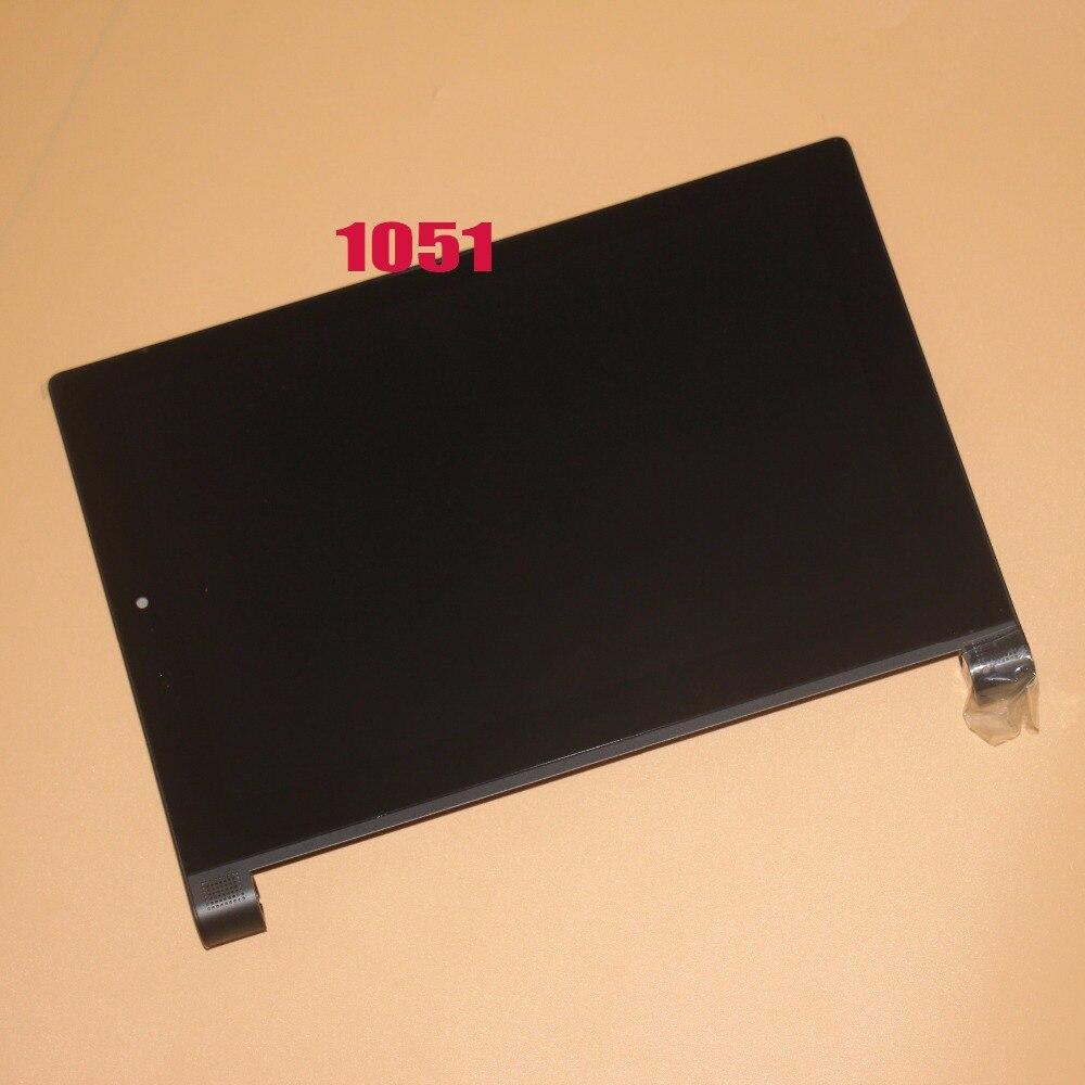 10.1 pouces pour Lenovo YOGA tablette 2 1051 1051F 1051L écran tactile numériseur verre LCD affichage assemblage avec pièces de cadre