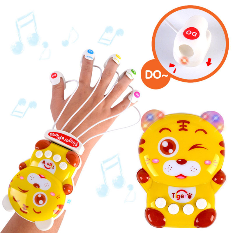 Toys For Early Childhood : Hot new mini early childhood education finger piano toys