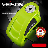 VEISON Electric Car Safety Anti Theft Lock Zinc Alloy Motorcycle Disc Brake Lock Battery Motorbike Lock For Bicycle Car