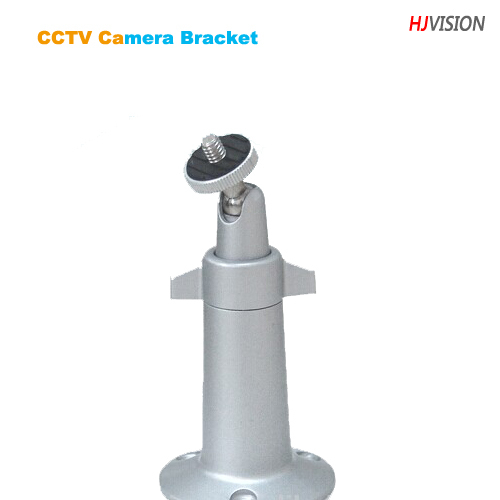 Small Aluminum Alloy Rotating cctv camera bracket , bracket for CCTV camera,wall mounting bracket cctv camera housing aluminum alloy for bullet box camera with bracket for extreme cold or warm outdoor built in heater and fan