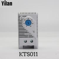 KTS011 Industriethermostat für Schrank Temperaturregler Schließer