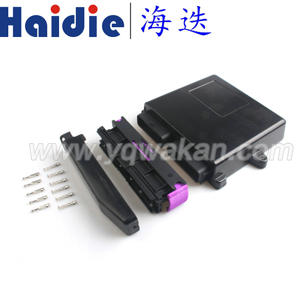 Free shipping 56pin ECU Enclosure Box with Case Motor Oil to gas shell LPG CNG Conversion Kits Controller Auto Connector free shipping 121p ecu aluminum enclosure box with 121pin case motor car lpg cng conversion male female auto connector