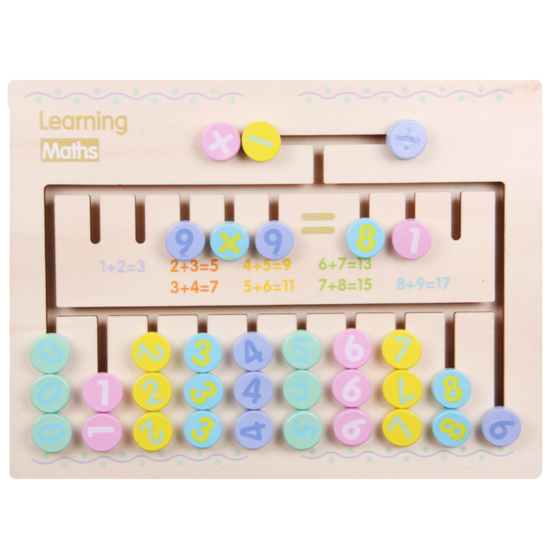 montessori brinquedos educativos de madeira para crianças
