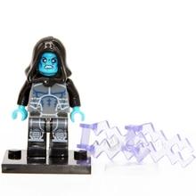 10 PCS/Lot XINH 081 Electro Building Blocks Super Heroes Avengers Ultron Single Minifigures Bricks Mini Figures Toys