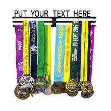 Personalized Custom Marathon Medal Hanger