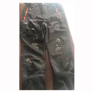 Image 4 - Pantalones de senderismo para hombre, impermeables, softshell, para invierno, exteriores, deportes, Camping, Trekking, ciclismo, pantalones de lana de gran tamaño 6XL