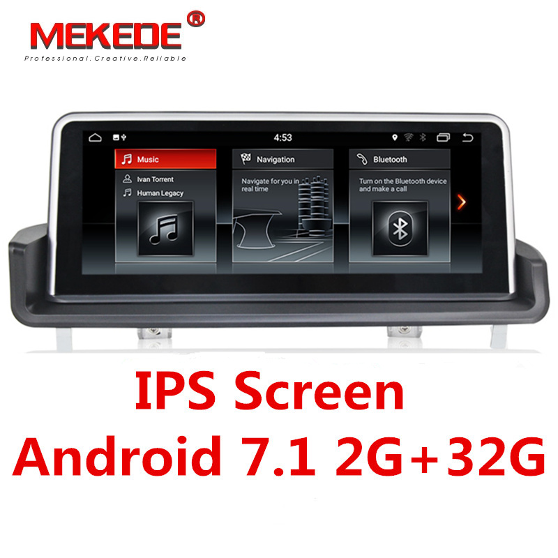 "New! 10.25"" ID6 Quad Core Android 7.1 Car GPS Navigation for BMW 3 Series E90/E91/E92/E93 With Car radio multimedia player WIFI-in Car Multimedia Player from Automobiles & Motorcycles"