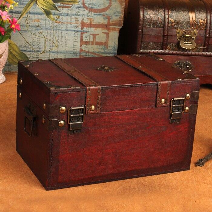Captivating Vintage Style Handmade Wooden Box Vintage Antique Wooden Storage Box  Organizadora Display Props In Storage Boxes U0026 Bins From Home U0026 Garden On  Aliexpress.com ...