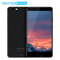 Vernee Thor Cộng Với Điện Thoại Di Động 6200 mAh Android 7.0 MT6753 Octa Lõi điện thoại di động 5.5 Inch 3 GB RAM 32 GB ROM 4 Gam Lte 13MP Điện Thoại Di Động